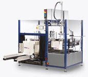 machine de mise en cartons
